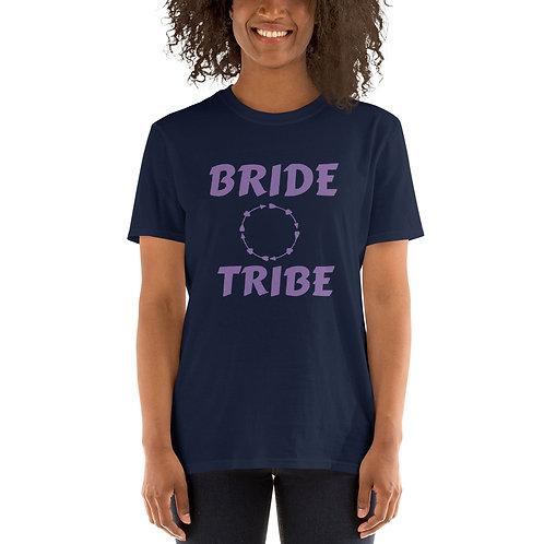 Bride Tribe Short-Sleeve Unisex T-Shirt