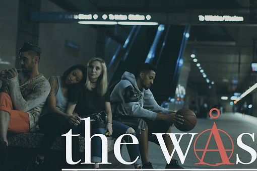 "Clayton Cardenas in ""the wAs"""
