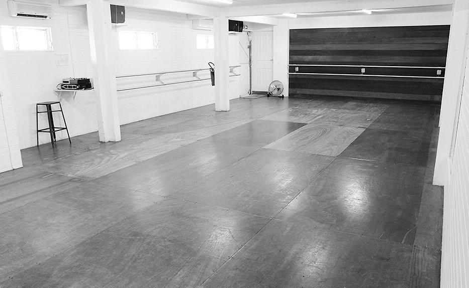 Studio de danse du MA à Basse-Terre