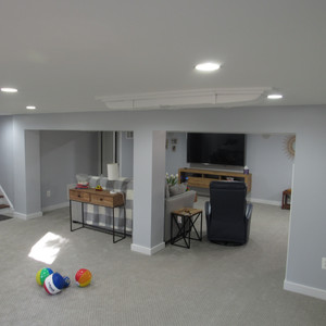 Angelica's Basement Remodeling