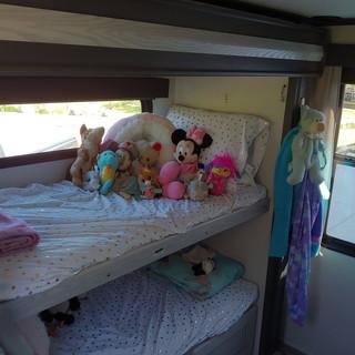 Rear Bunk Room