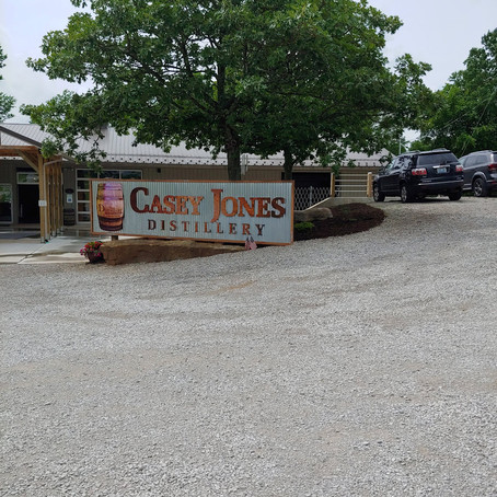 Casey Jones Distillery, KY