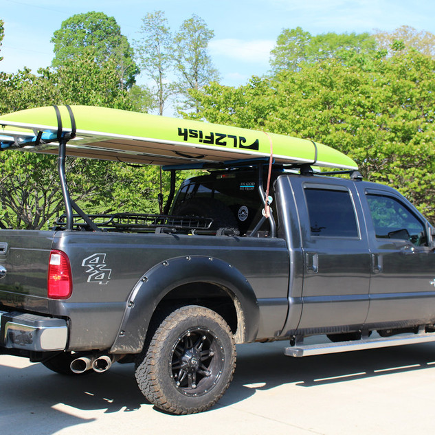 Are Those Kayaks?