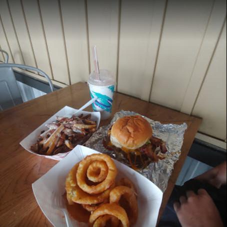 360 Burger, Cambridge OH