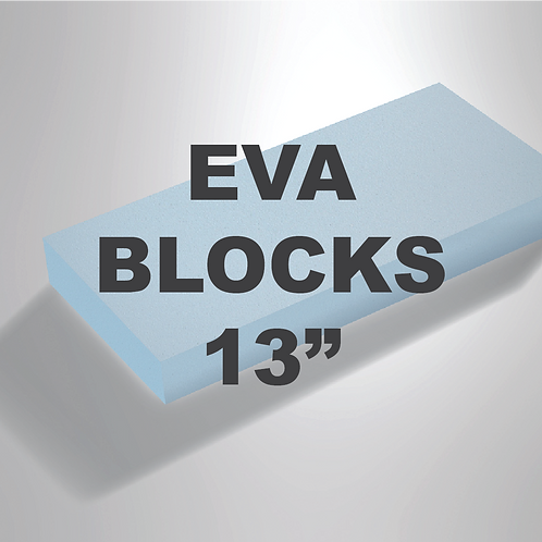 EVA Blocks 13""