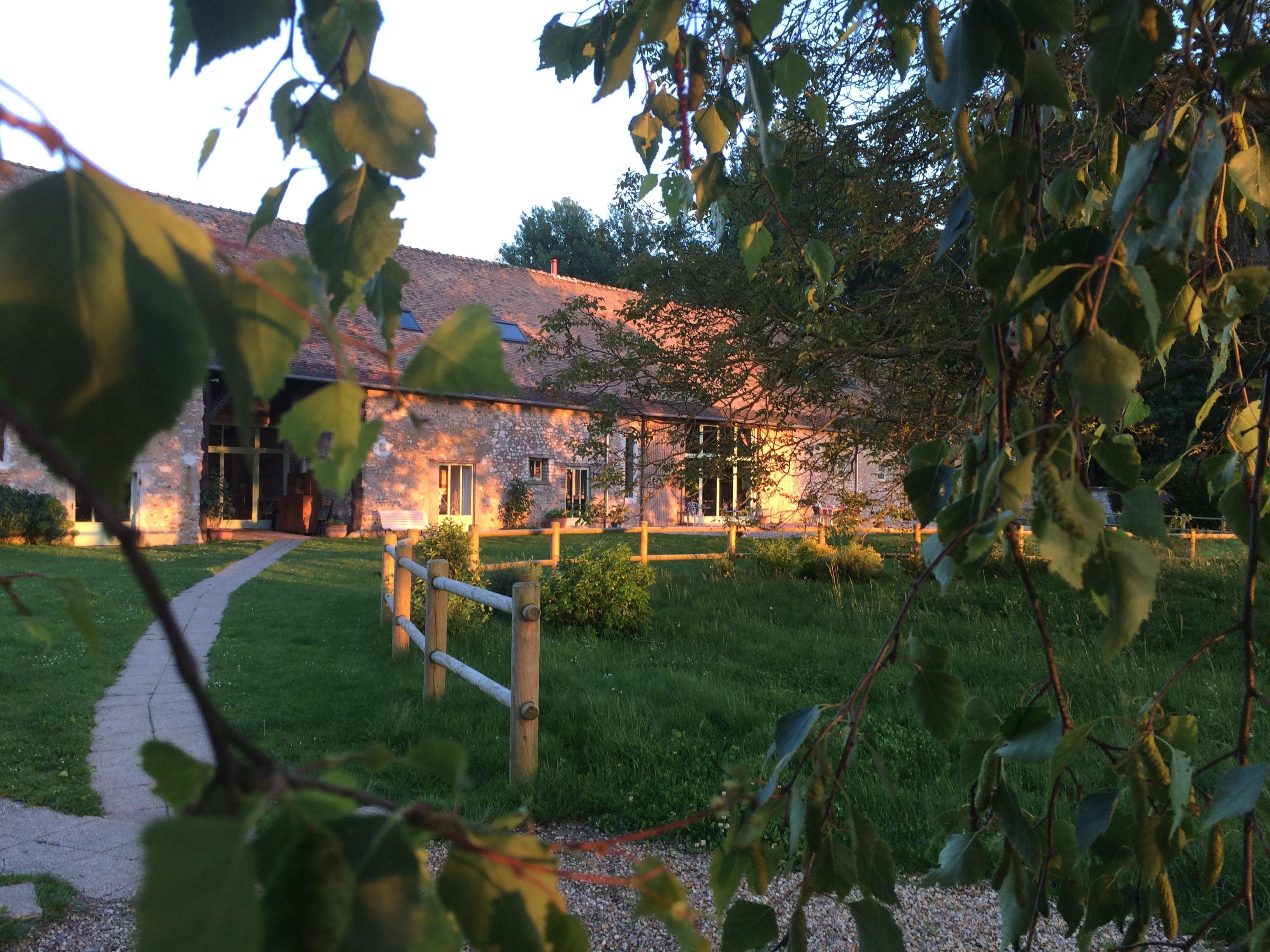 Notre grange renovée