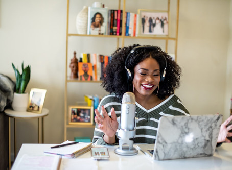I Quit My Job For My Side Hustle: Nicaila Matthews-Okome Host & Owner of The Side Hustle Pro Podcast