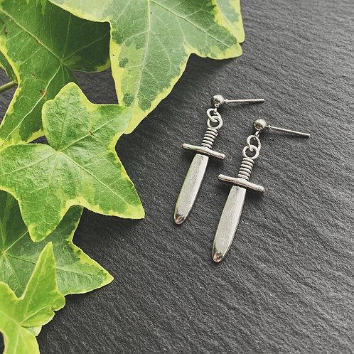 ritual earrings