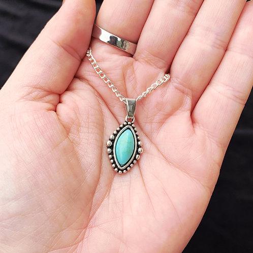naya turquoise necklace
