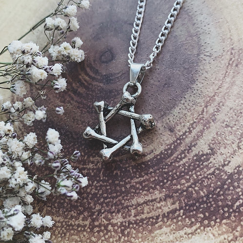 bone coven necklace