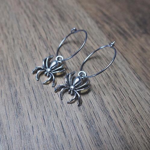 spider hoops