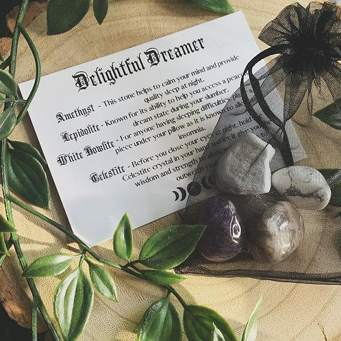 delightful dreamer crystals