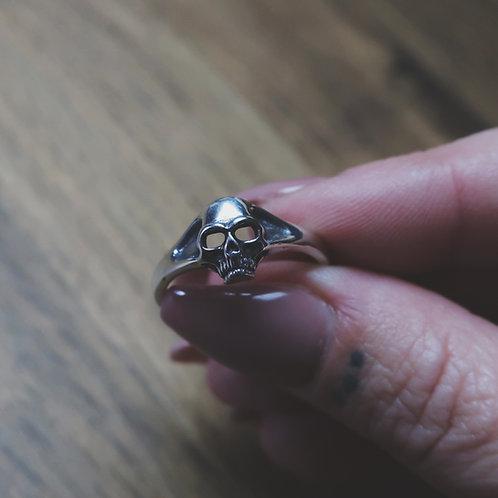 sacred skull ring