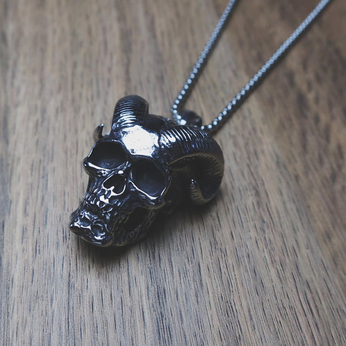 leviathan necklace