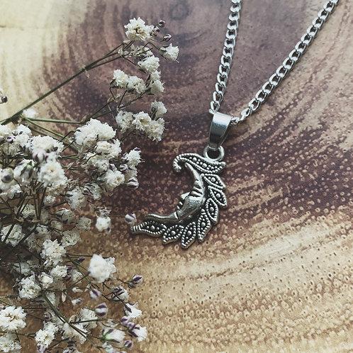 magickal moon necklace