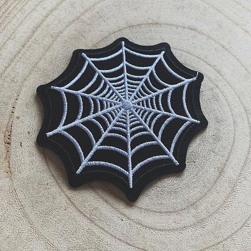 spider web patch