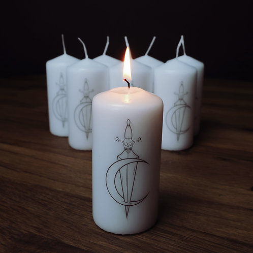 fatal moon candle