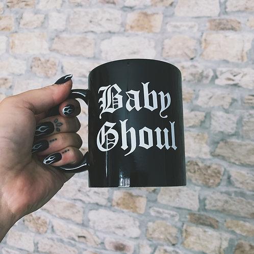 baby ghoul mug