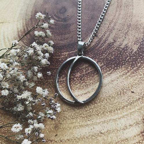 solstice moon necklace