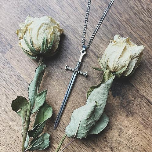 revenge necklace