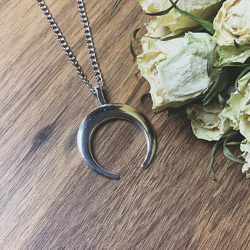 empress moon necklace