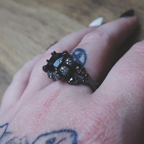 dark goddess ring