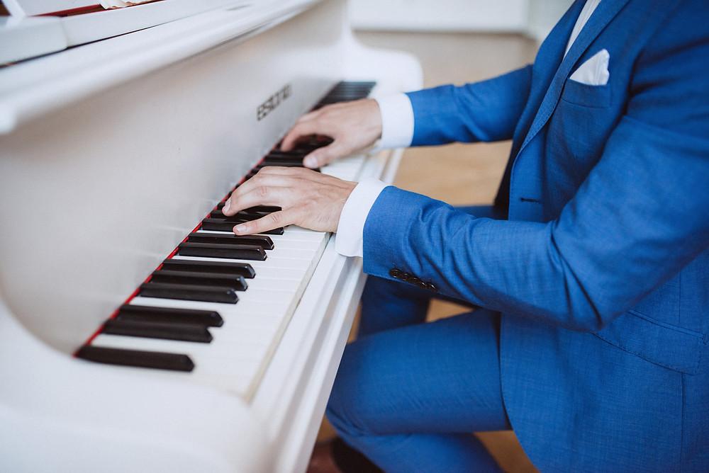 Piano teacher in Helsinki