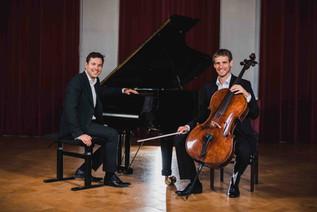 Duo Baltica by Aaro Keipi Helsinki Mindaugas Neverovas and Johannes Teppo