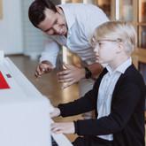 Piano Lesson in Helsinki