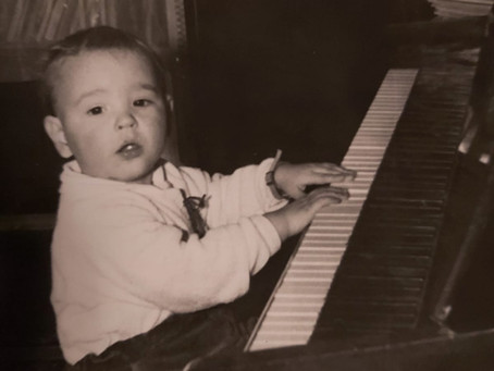 My journey of becoming a pianist
