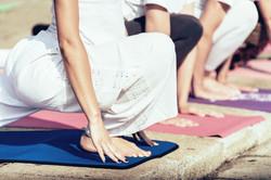 Power Flow Yoga mit Verena