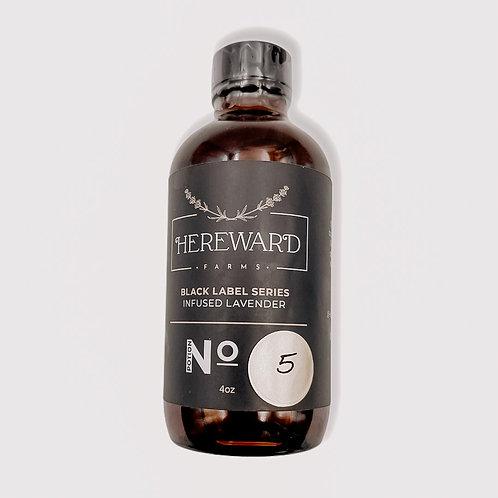 Black Label Series Potion #5 - Almond Oil + Vanilla