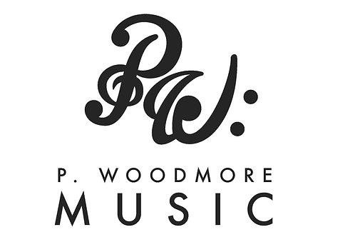 P. Woodmore Briefcase