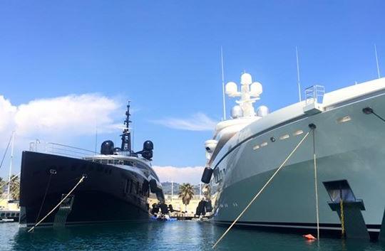 Super Yacht Courses