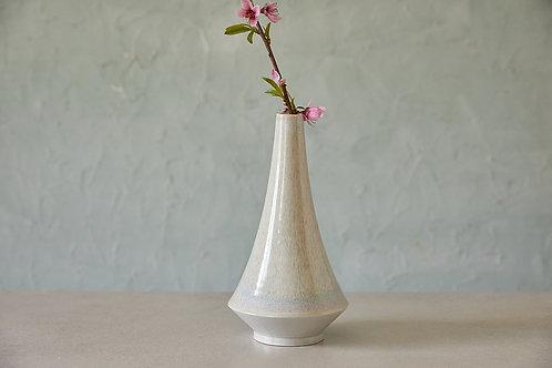 בקבוק או ואזה מקרמיקה בעבודת יד, ואזה לפרח, בקבוק אלגנטי