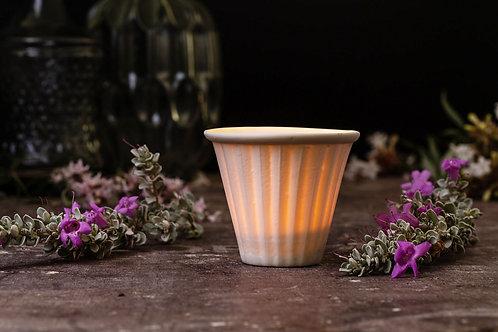 כוס פורצלן לנר