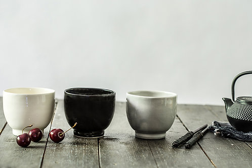 Matcha Bowl שחור/אפור/לבן