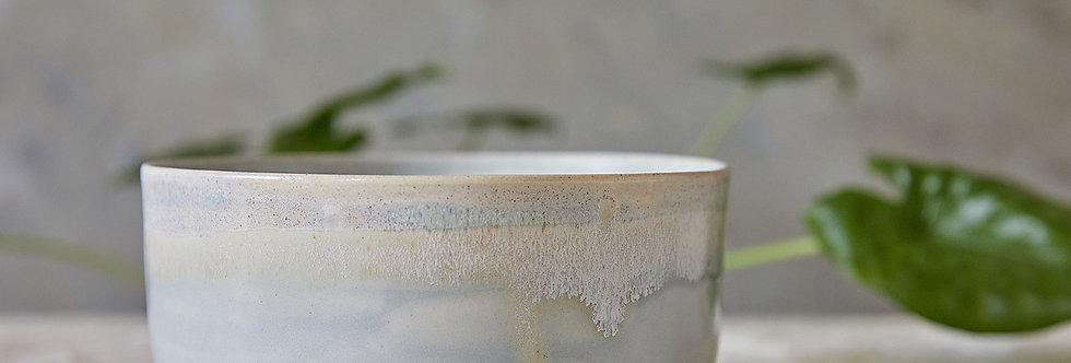Ceramic Ramen Bowl, Modern Japanese Noodles Bowl, Pottery Serving Bowl