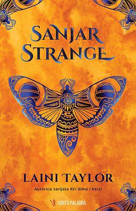 """Laini Taylor """"Sanjar Strange"""""""