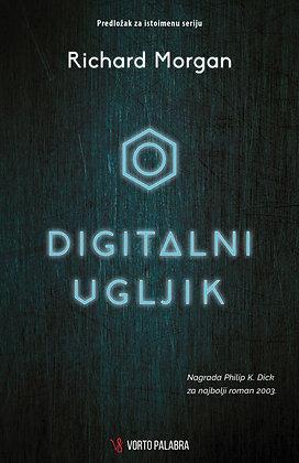 """Richard Morgan """"Digitalni ugljik"""""""