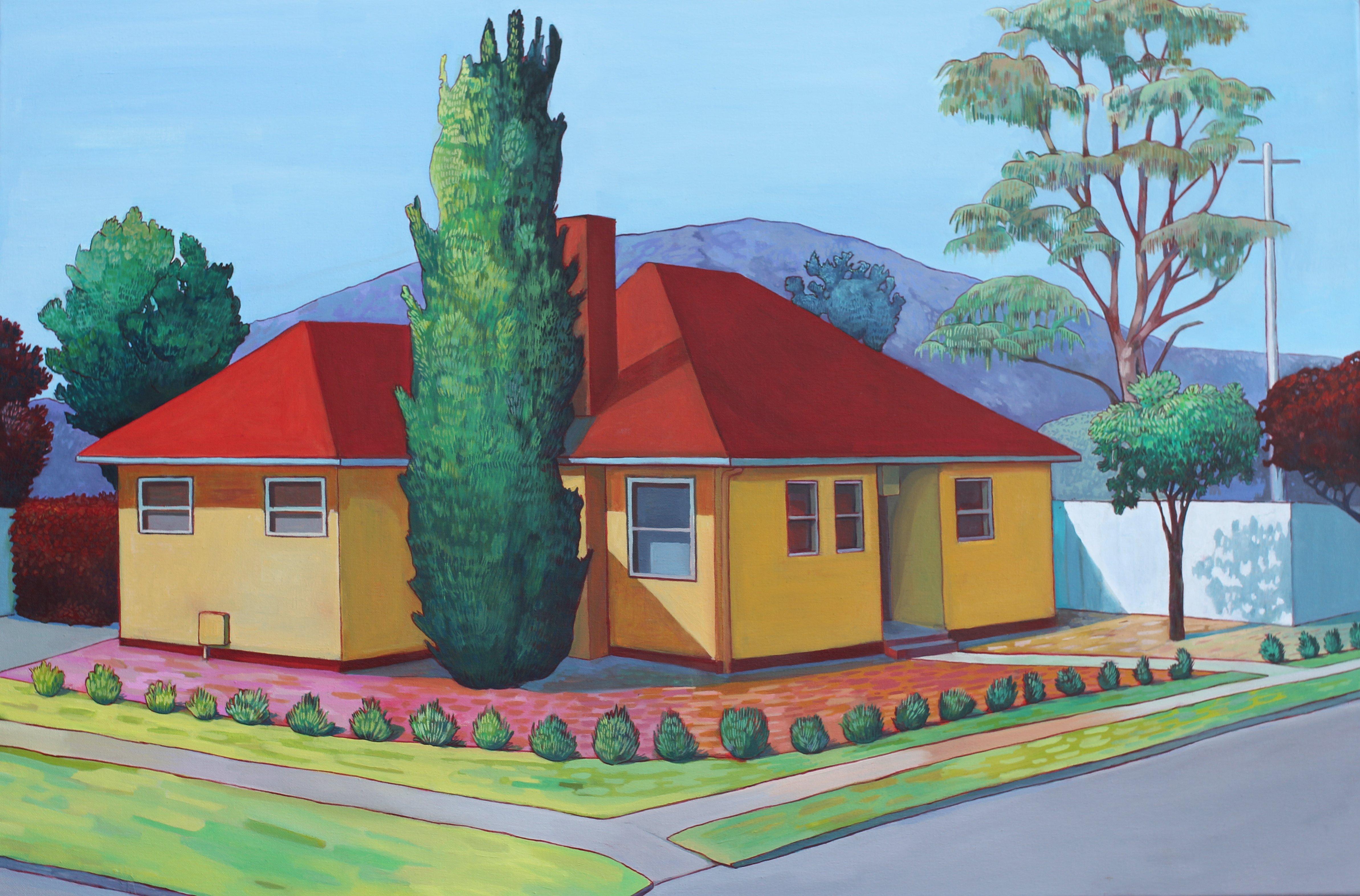Lone Pine and Monocrete, O'Connor