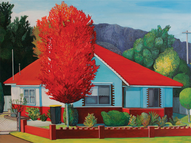 Red Tree, Ainslie