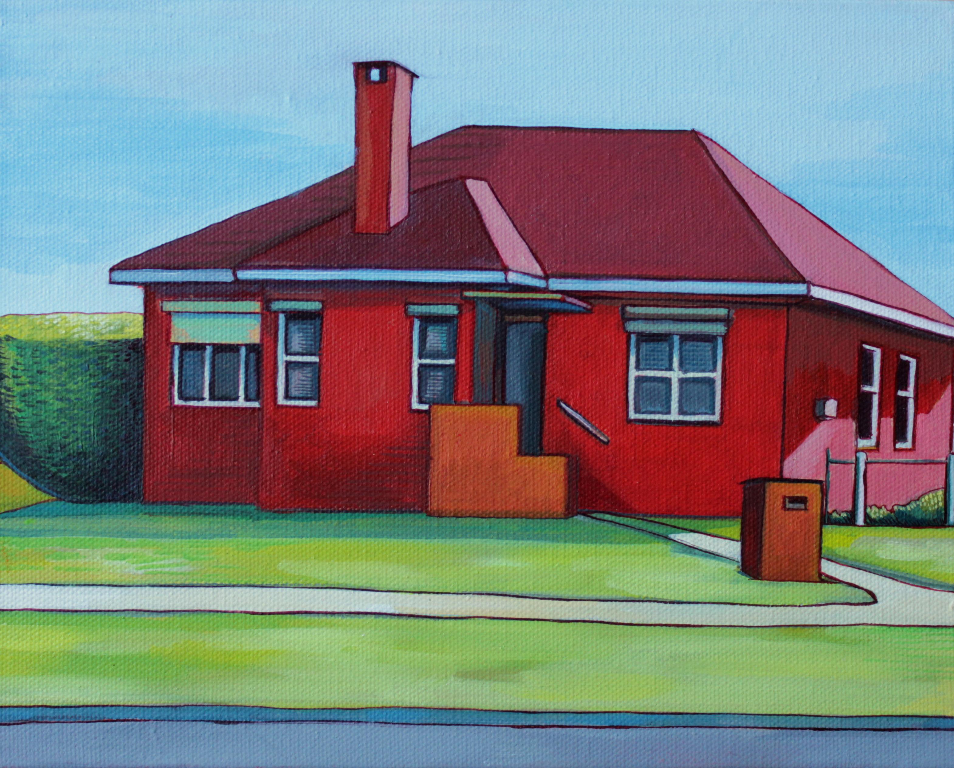 Corner House, Ainslie