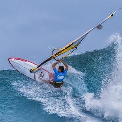 MFC wave sailing fins