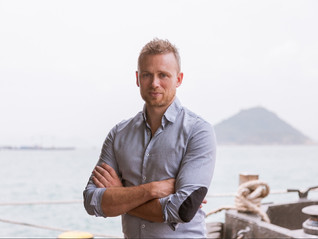 Interview of the week - Morgan Cousin, Co-Founder of M&C Asia and Seafood Society HK.