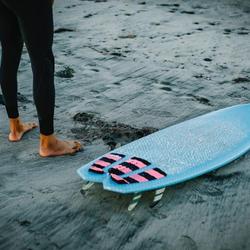 Surf wide boards