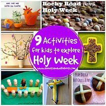 9 activities for kids to explore Holy We