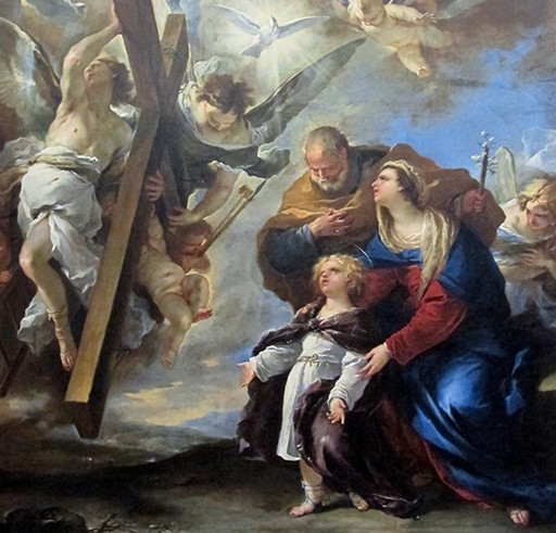 Let the Holy Family adopt you