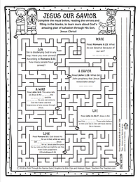 Jesus Our Savior maze.png