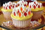 Pentecost Flamming Cupcakes.JPG